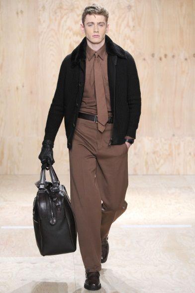 Sfilata Berluti Milano Moda Uomo Autunno Inverno 2014-15 - Vogue ... c4068e07e14
