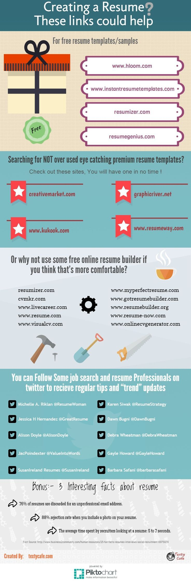how to make a resume a good resume pinterest infographic and