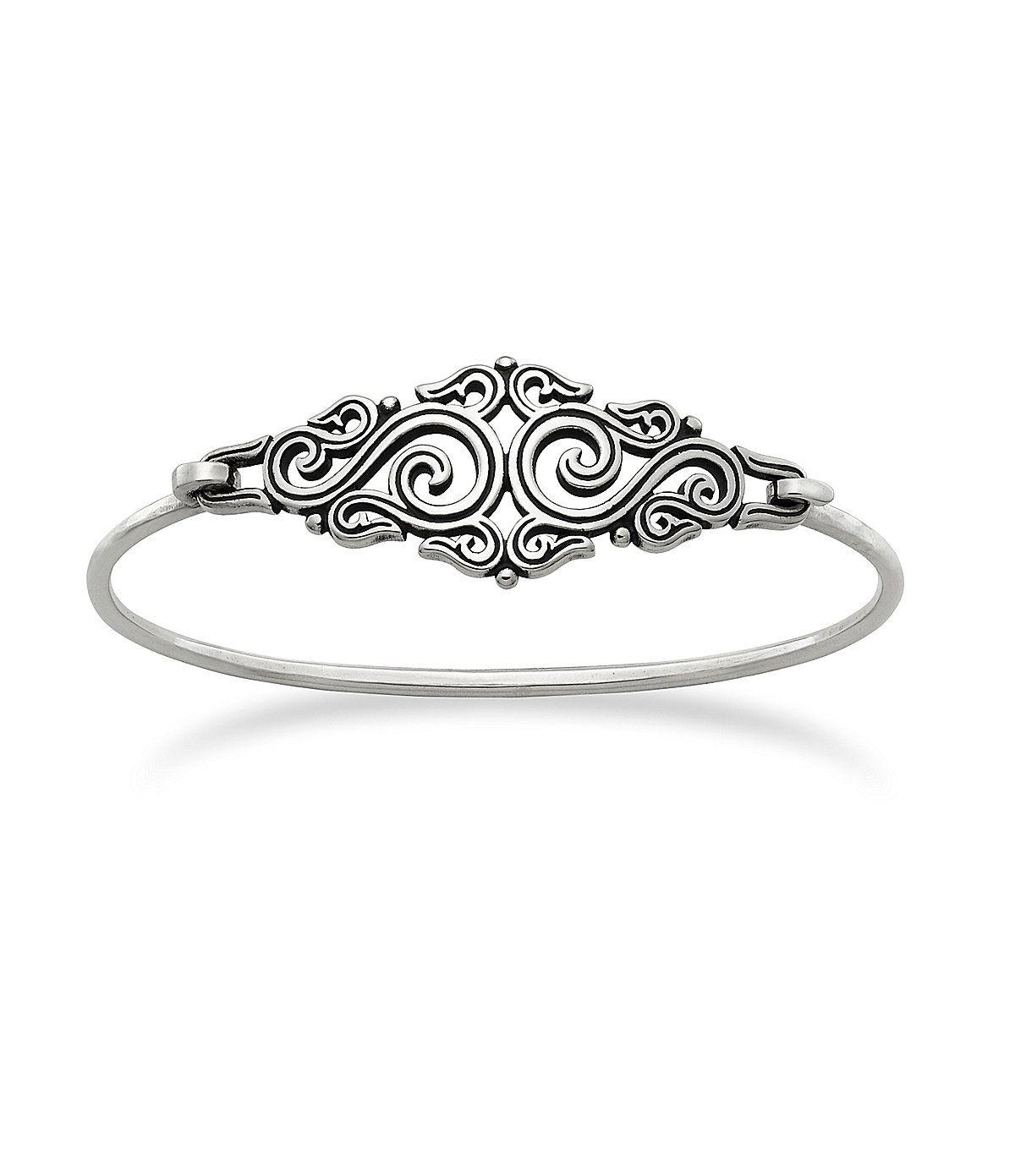 Pandora bracelet dillards - James Avery Sorrento Hook On Bracelet Dillards Com