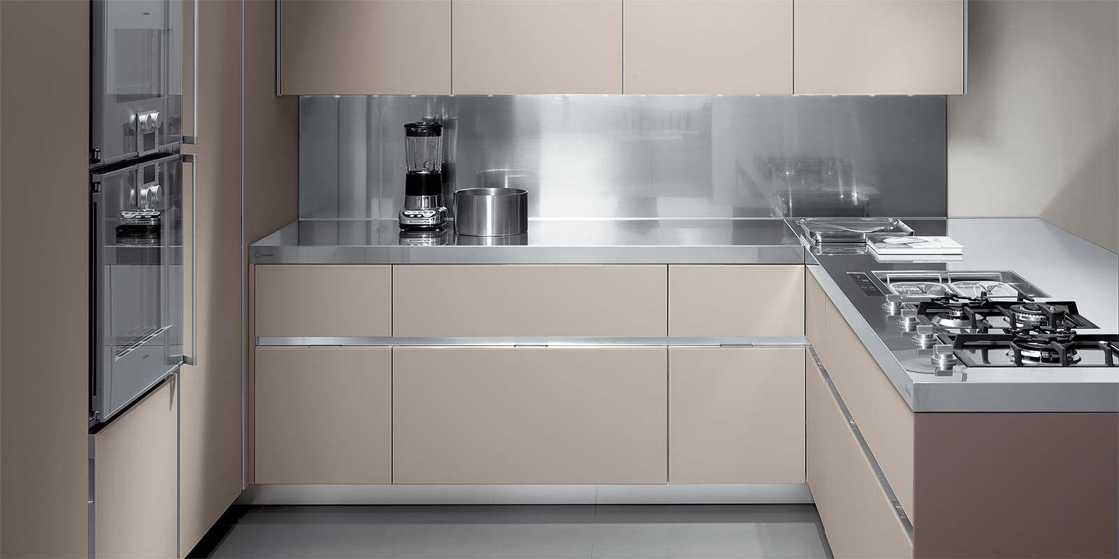 Italian Modern Design Kitchens - Elektra by Ernestomeda | Casa ...