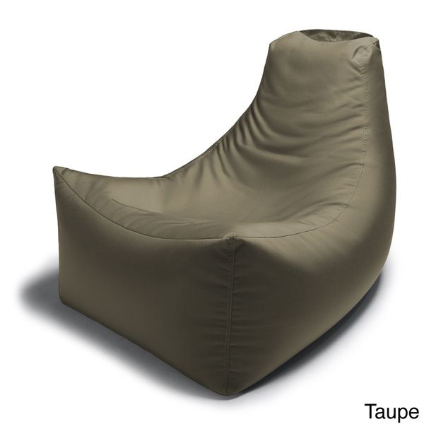 Enjoy Relaxing Indoors Or Outdoors With The Ja Juniper Eco Friendly Bean Bag Chair This Outdoor Features A Durable All Weather Bottom That