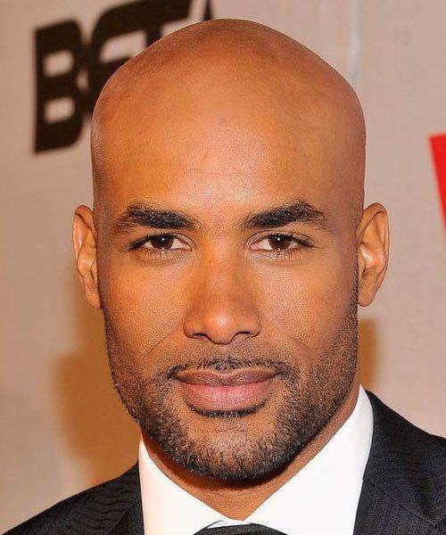 Lack of facial hair in men