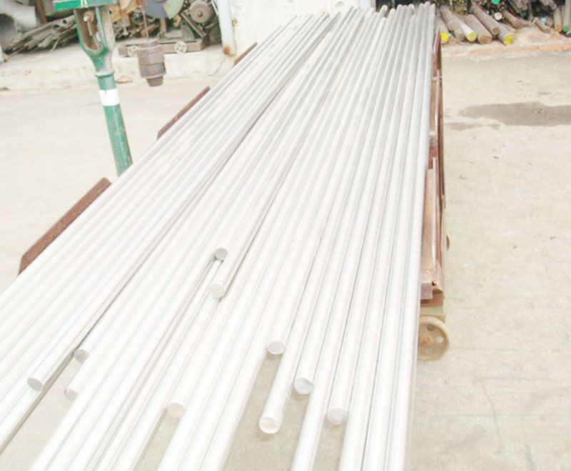 416 Stainless Steel Bar Alloy 416 Is A Martensitic Free Machining Chromium Steel Alloy That Is Generally Consid Stainless Steel Bar Steel Bar Chromium Steel