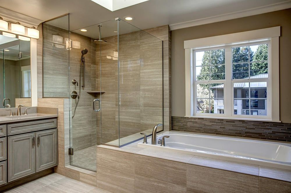 Photo Of Discount Tile Outlet Bellevue Wa United States Tile Seattle Bathroom Gallery Discount Tile Bathrooms Remodel