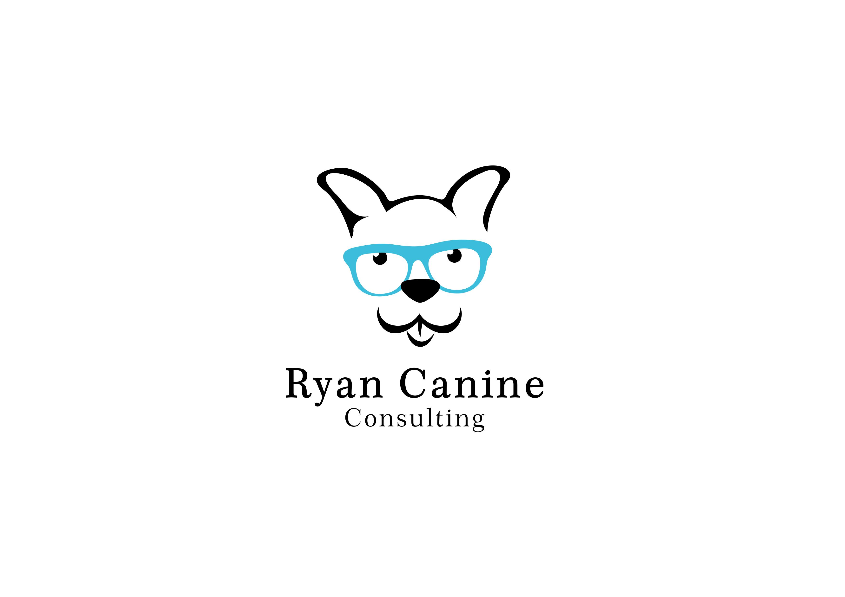 Logo Design 393 Ryan Canine Consulting Design Project Designcontest Logo Design