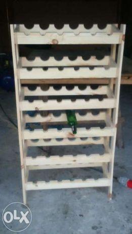 Regal Pulka Na Wino Wine Rack Wine Furniture