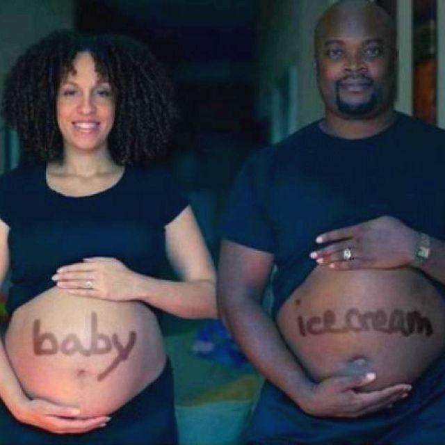 die besten 25 lustige fotos der schwangerschaft ideen auf pinterest lustige. Black Bedroom Furniture Sets. Home Design Ideas