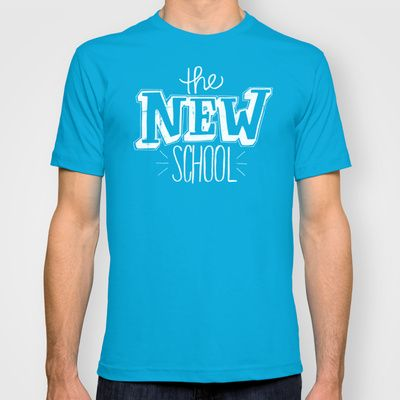 The New School T-shirt
