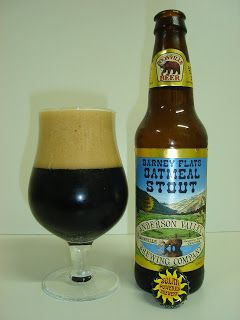 Barney Flats Oatmeal Stout (Anderson Valley Brewing Company)