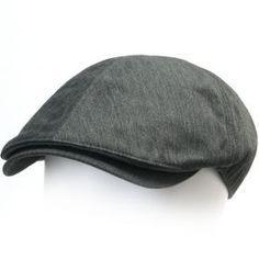 Men/'s Cotton Flat Cap Cabbie Hat Gatsby Irish Hunting Stretch Newsboy Hats