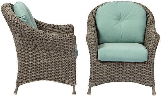 Martha Stewart Living Lake Adela Porch Chairs Set Of 2