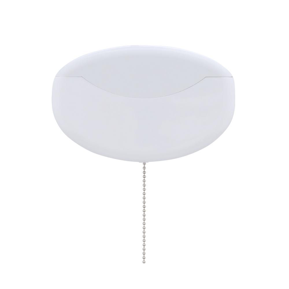 Lithonia Lighting 10-Watt White Integrated LED Flushmount Closet ...