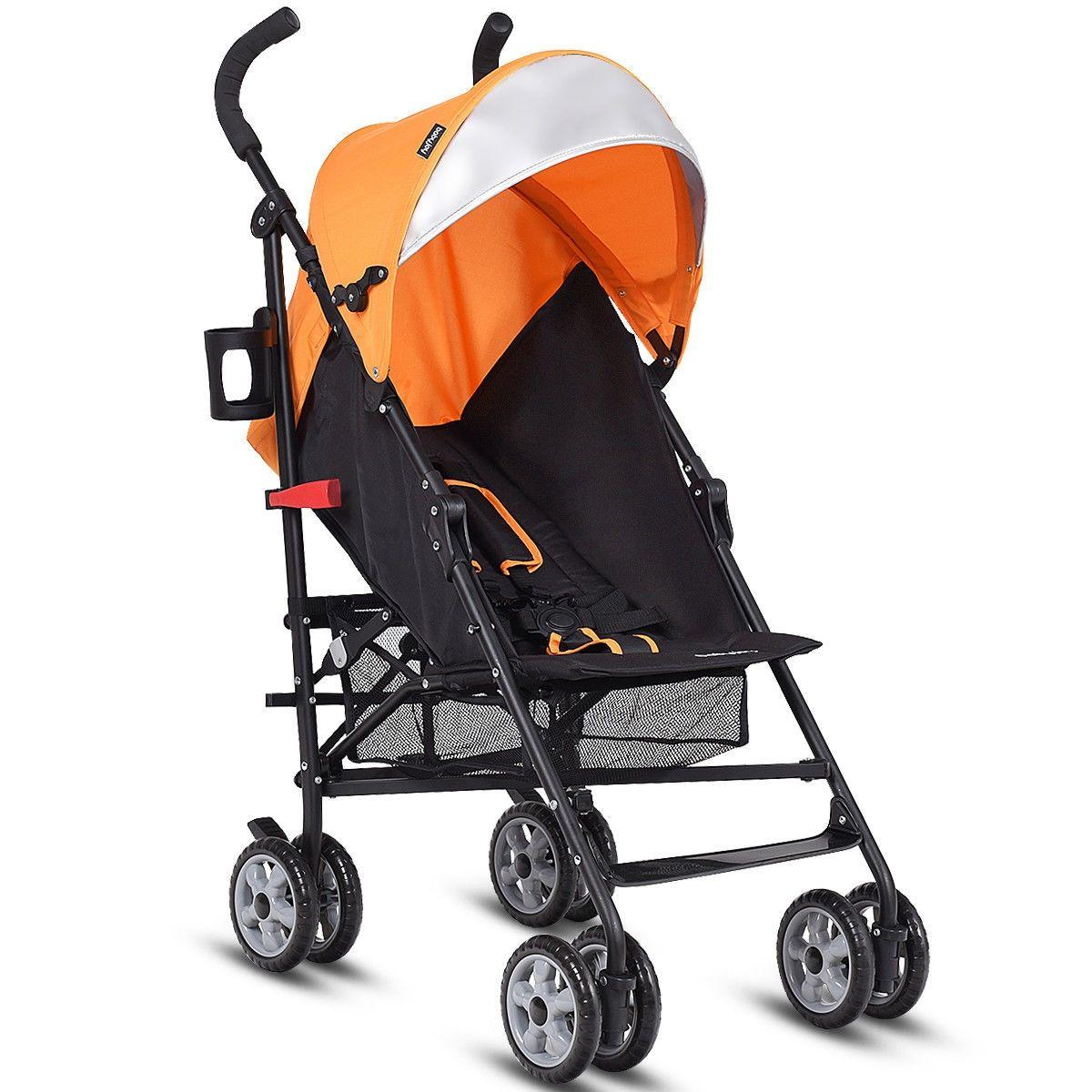 Folding Lightweight Baby Toddler Umbrella Travel Stroller