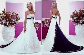 Image Result For Purple Accent Wedding Gowns Accents Dress Ideas