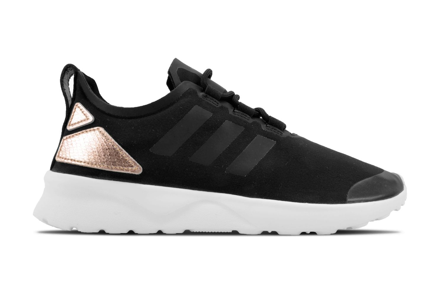 44dbb2dc5edf0 ... greece the adidas zx flux adv verve w reappears in core black copper  metallic d6f9d a1892