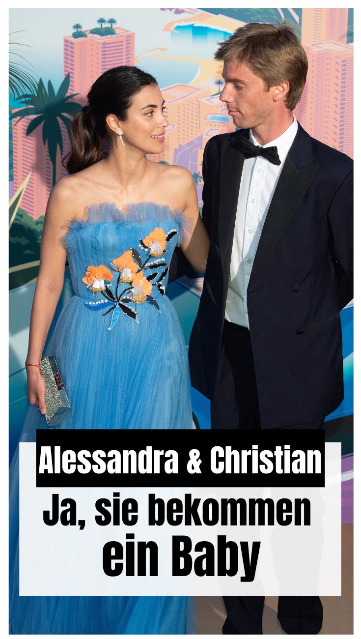 Royal Baby Christian Und Alessandra Von Hannover Werden Eltern Kronprinzessin Victoria Prinzessin Caroline Adele