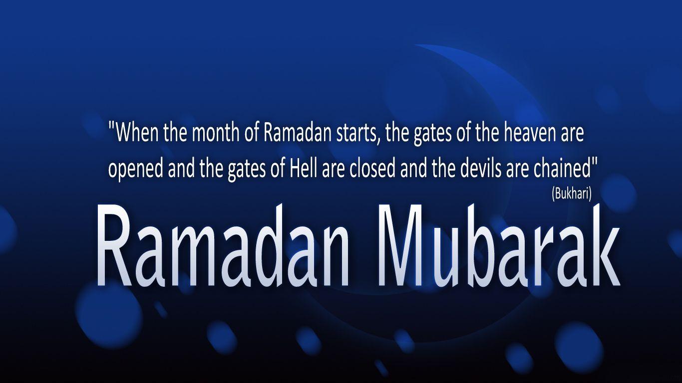When does Ramadan begin