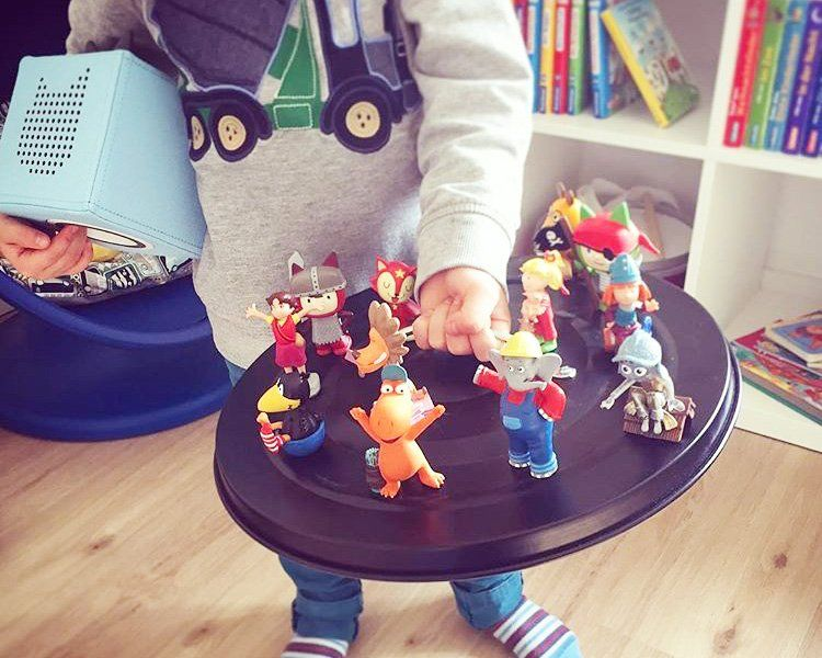 IKEA BEKVÄM Gewürzregal - perfekt für Kinderbücher!