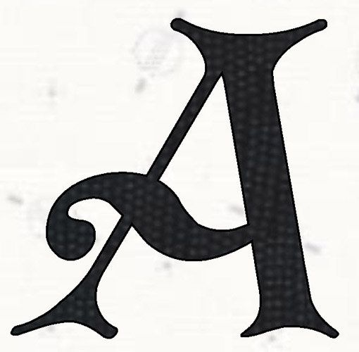 Alphabet Templates Free Printable Alphabet Letters