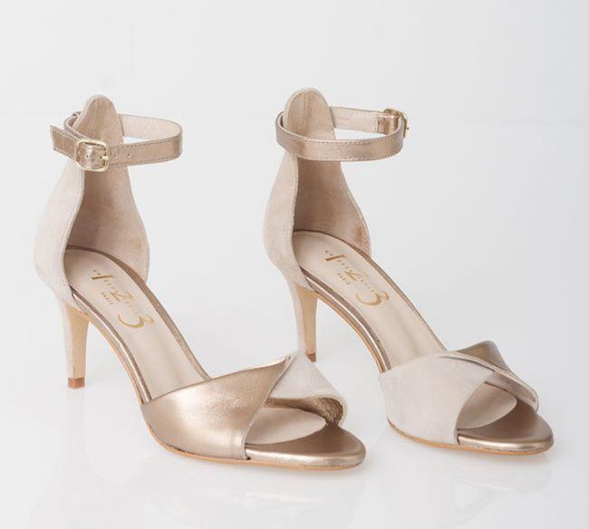 5419ee8594a42 Chaussures de mariée 2017   80 paires pour habiller vos pieds! Image  72