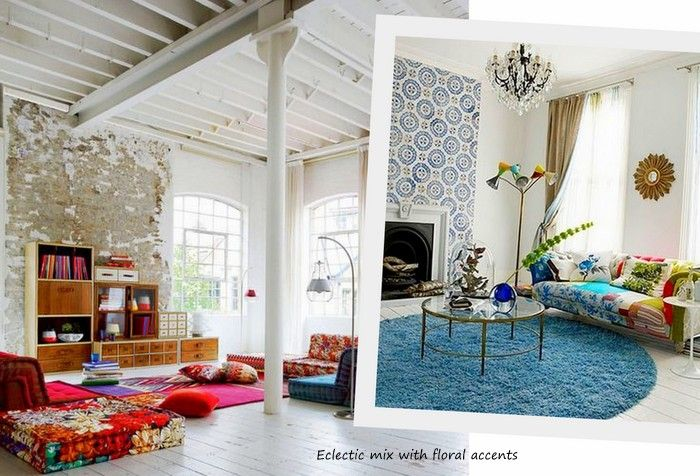 boho interior decor images | Feel-Good & Fabulous Florals – Modern Decor | Design Lovers Blog