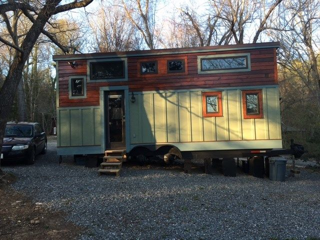 Tiny Home For Sale Asheville Nc On The Tiny House Marketplace