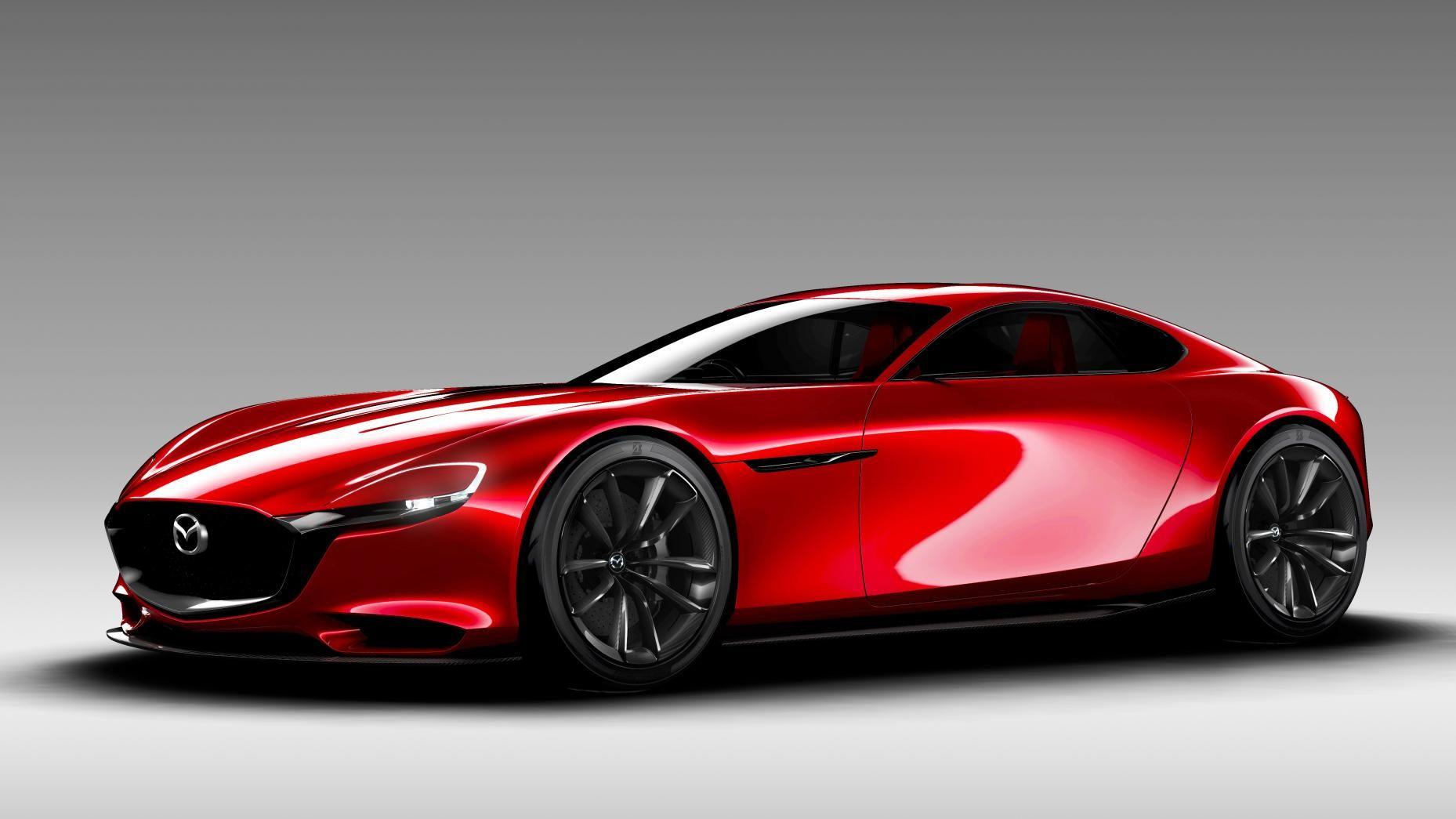 Mazda RX Vision concept Mazda cars, Mazda, Sports car
