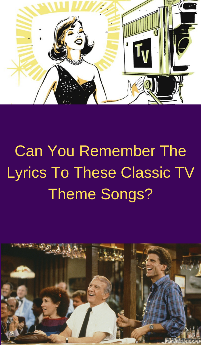 Can You Remember The Lyrics To These Classic TV Theme Songs? | WTF