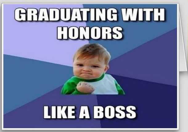 Best Meme Inspired Cards For Your Moms Dads And Grads Success Kid Teacher Memes Funny Pictures
