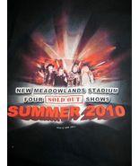 2010 Bon Jovi tour shirt , 4 Sold Out Shows at ... - $24.99