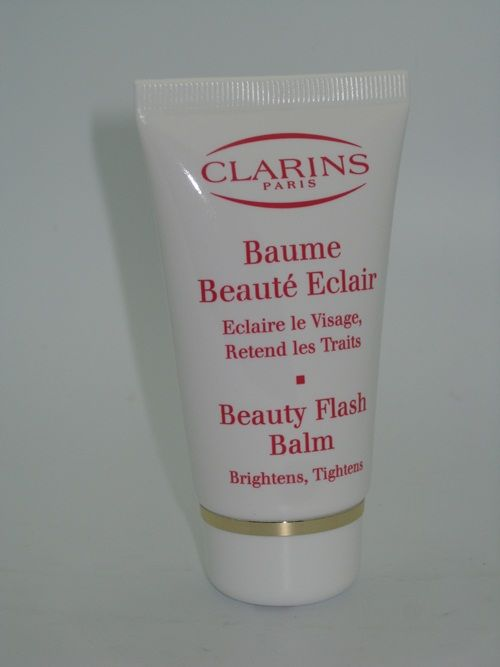 clarins flash balm review