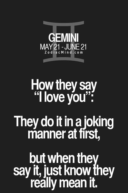 Signs gemini woman loves you