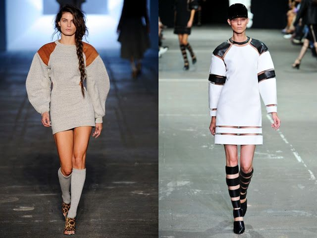 INTO THE FASHION: INTO THE ARCHIVES... Alexander Wang SS//2010 and A...