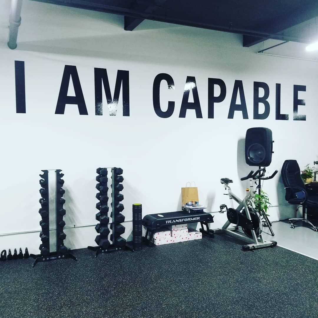 🖤 You are CAPABLE!🖤 . . . . . . . . . . @mary_telford_coach #zyiaactivecanada #zyiadurhamregion #fit...