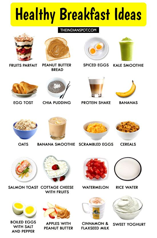 20 Best Foods For Breakfast Workout Food Food Best Breakfast Recipes
