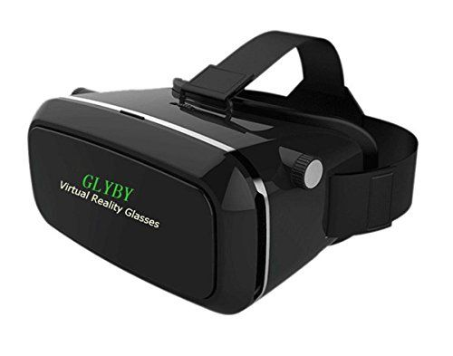 Glyby 3d VR Headset Virtual Reality Headset Glasses with NFC