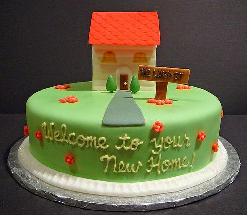 Housewarming Cake With Images Housewarming Cake Cake House Cake