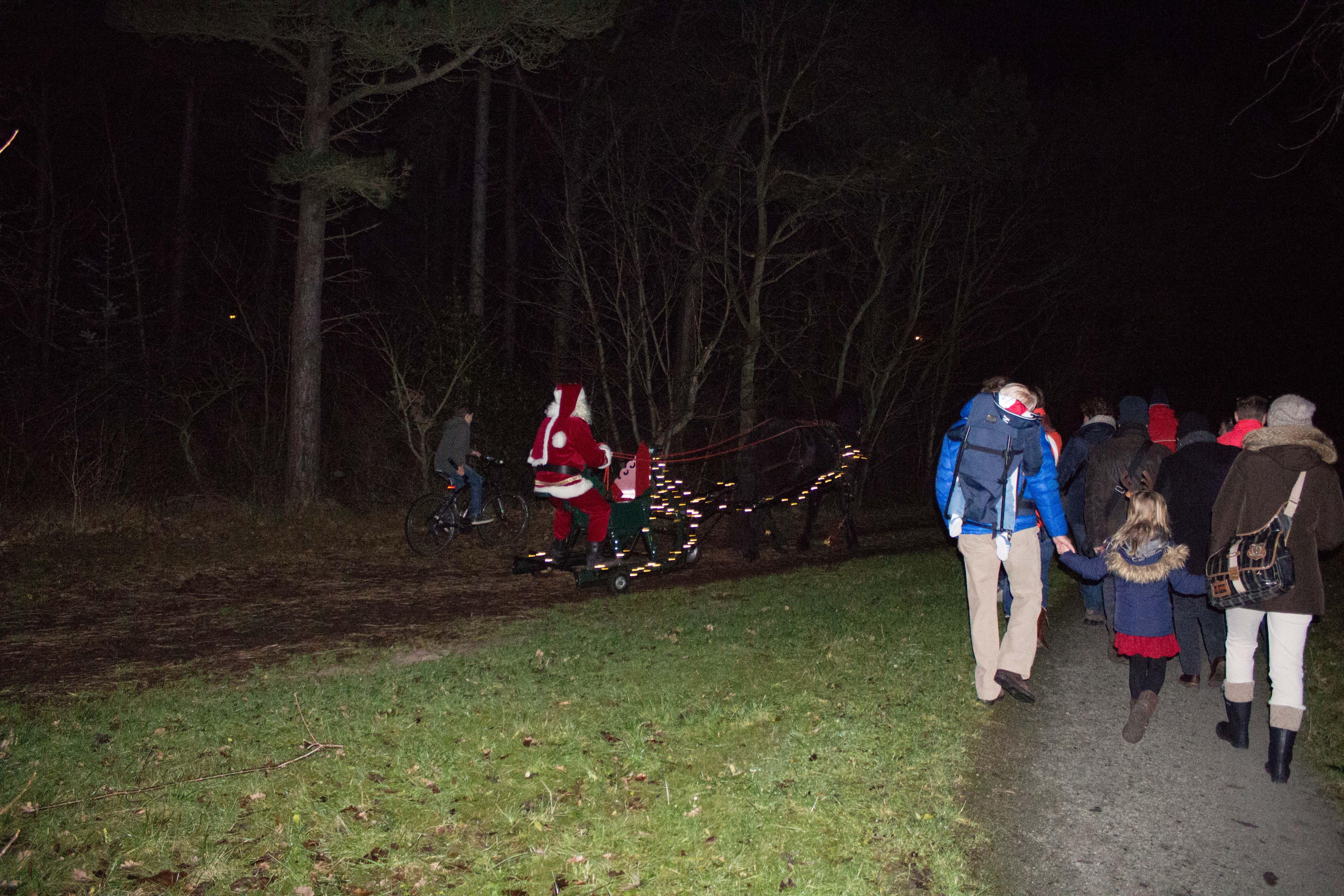 Ga op 2e Kerstdag mee met de sfeervolle Kerstwandeling! Foto: Laura Visser