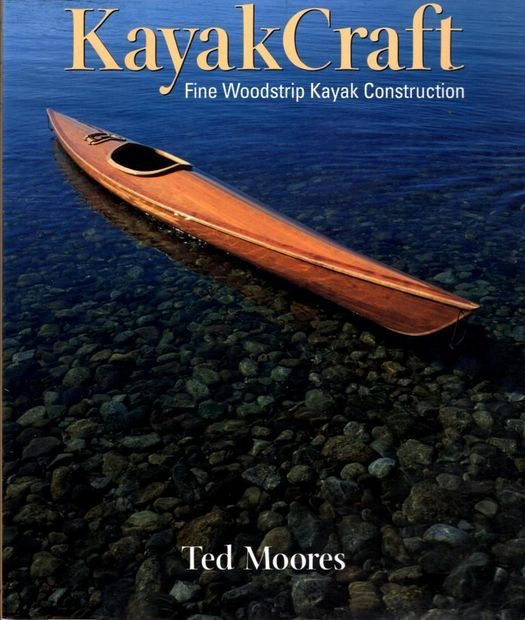 How to make a cedar strip kayak. Hmmm, something after a teardrop is finished?