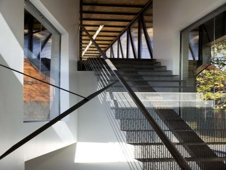 Best Perforated Stair Google Search Staircase Design 400 x 300