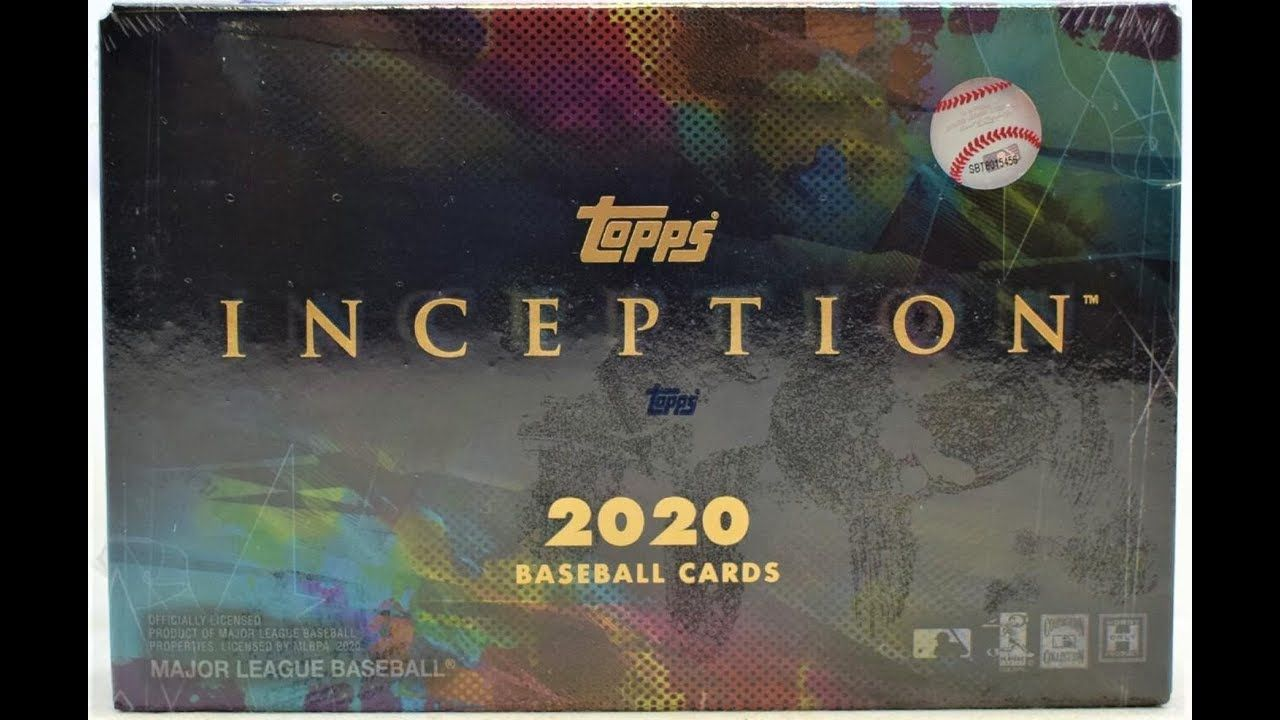 2020 topps inception full case pyt 001 angels random to