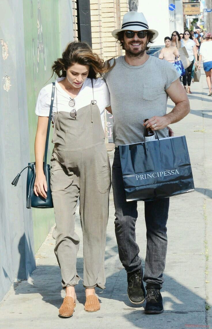 Ian Somerhalder And Nikki Reed July 09 2017 In Los Angeles Calif Nikki Reed Nikki Reed Pregnant Maternity Clothes Summer