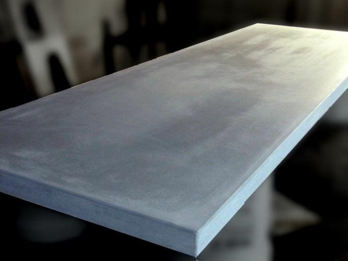 detail von der beton arbeitsplatte | Küche Möbel - Küchen ... | {Beton arbeitsplatte 13}