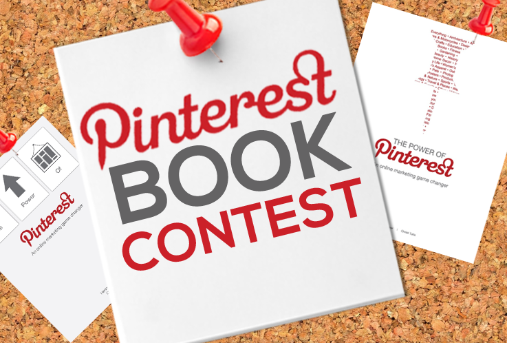 Book Cover Contest ~ Pinterest book contest
