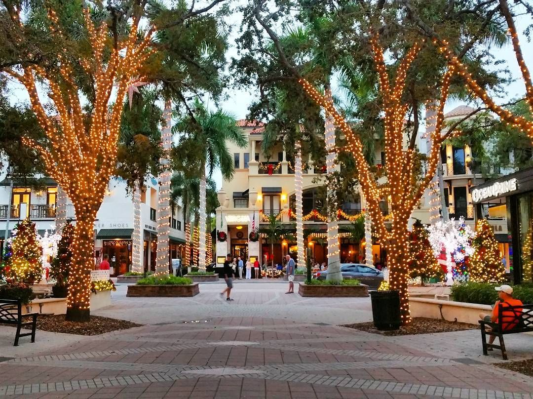 Downtown Naples 5th Avenue South Great For Dining