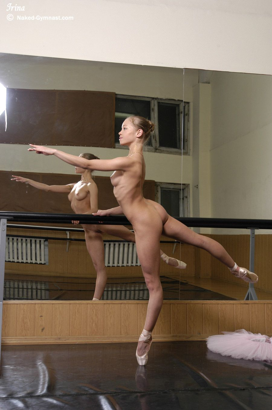 Irina naked gymnast - ballerina