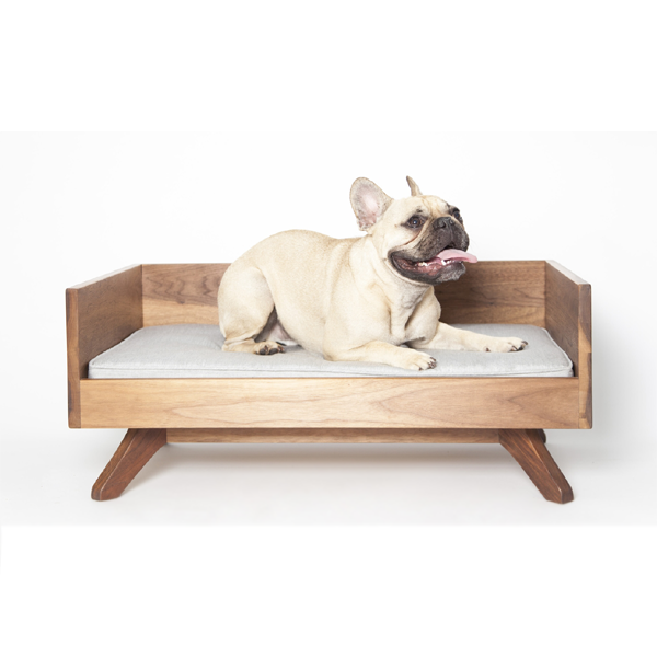 Joey High Back Luxury Dog Bed Dog bed luxury, Modern pet