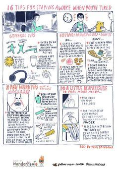 Ways To Stay Awake Mesmerizing How To 16 Tips For Staying Awake When You're Tired
