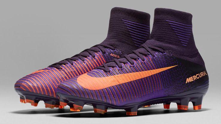 Purple Nike Mercurial Superfly V 2016-17 Boots Released - Footy Headlines fb7c1a3dddec3