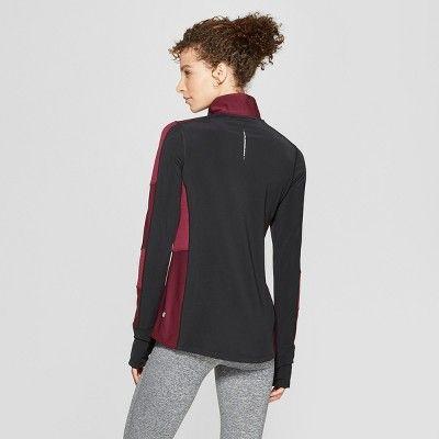 Champion Womens Half-Zip Running Jacket
